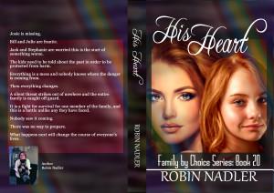 His Heart Print